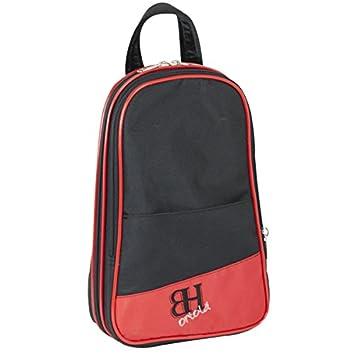 Ortola HB187 FORMA - Estuche clarinete, color negro y rojo ...