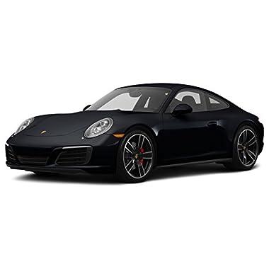 2017 Porsche 911 Carrera 4S, Coupe, Black