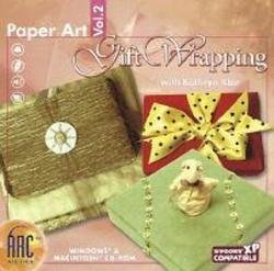 Paper Art Vol. 2 Gift Wrapping
