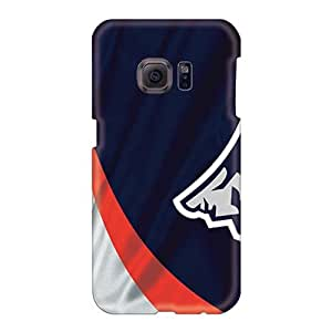 Samsung Galaxy S6 JYz6414XAds Custom Vivid New England Patriots Image Shock-Absorbing Hard Cell-phone Cases -MarcClements