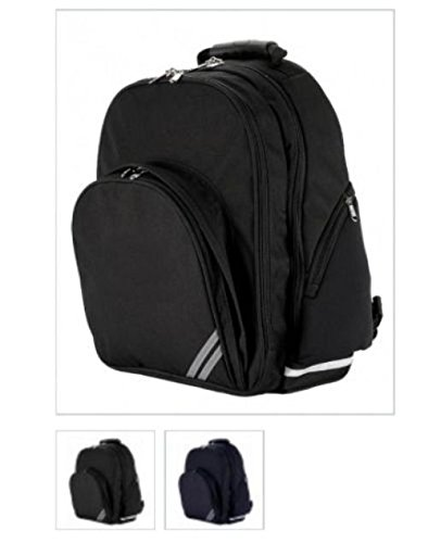 Eco Friendly Active BACKCARE Great Outdoor School Backpack Bag William Turner