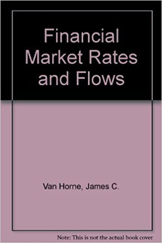 Book Financial Market Rates and Flows by Van Horne James C. (1994-02-01)
