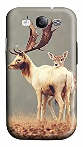 Samsung S3 Case Beautiful Sheep 3D Custom Samsung S3 Case Cover WANGJING JINDA