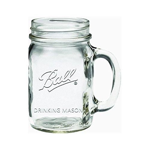 lar Mouth Drinking Mug, 16 Oz (2-Pack) ()