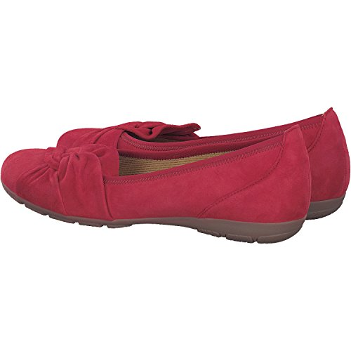 Red Rosso Gabor 15 Ladies 84 Ballerina 150 rot 66ZvYq