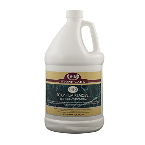 MB Stone Care Soap Film Remover, 9 Pound