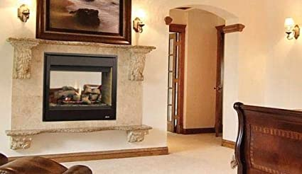 Amazon Com Superior Fireplaces 40 Dv See Through Electric