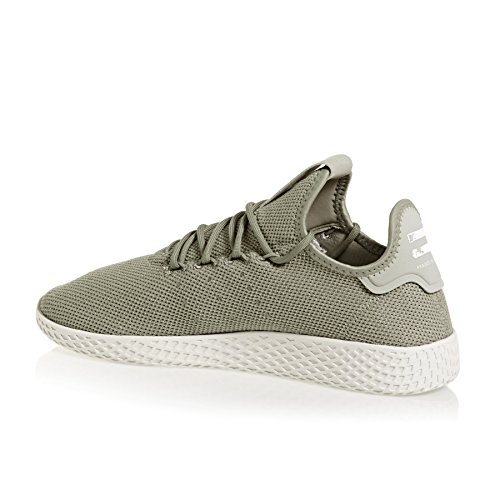 adidas Pharrell Williams Tennis hu Herren Sneaker Grün