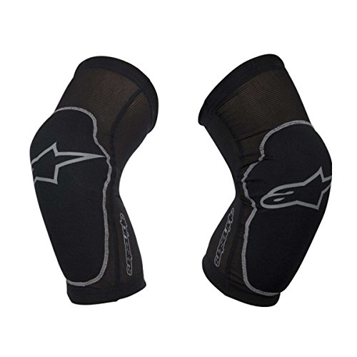 Alpinestars Paragon Knee Guard, Black, 2XS