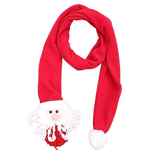 Decorative Mantle Hood - Expxon Fashion Ladies Winter Christmas Cotton Warm Scarf Women Long Wrap Female Scarves Xmas Gift