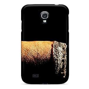 Fashion GXXYizH895Goqoi Case Cover For Galaxy S4(cigar)
