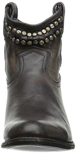 Frye Charcoal Women's Stud Cut Diana Boot Western 44Pqrwx