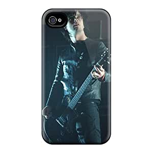 Iphone 4/4s DuH2022bCMI Provide Private Custom Stylish Green Day Skin Excellent Cell-phone Hard Covers -PhilHolmes