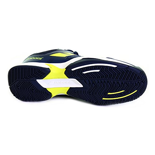 BABOLAT Pulsion All Court Junior Navy/Yellow P2e0lbovL