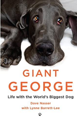 book cover of Giant George