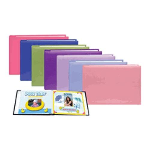 Pioneer MB-57P Family Memory Album with Assorted Pastel Colored Cover, 5
