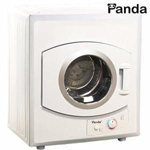 Amazon.com: Panda Portable Dryer 2.65 cu.ft/8.8lbs 110v Compact ...