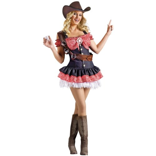 Sexy Womens Cowgirl Outfit
