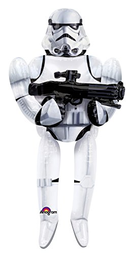 Star Wars Storm Trooper Airwalker Balloon ()