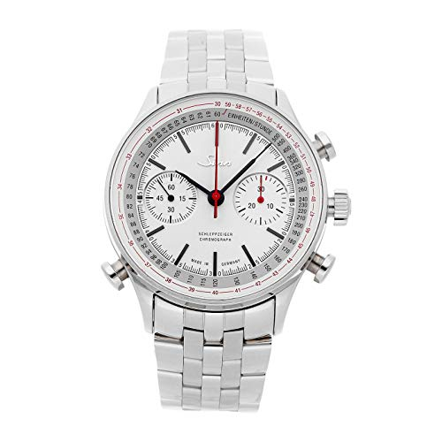 Sinn 910 Anniversary Mechanical (Automatic) Cream Dial Mens Watch 910.010 (Certified Pre-Owned)
