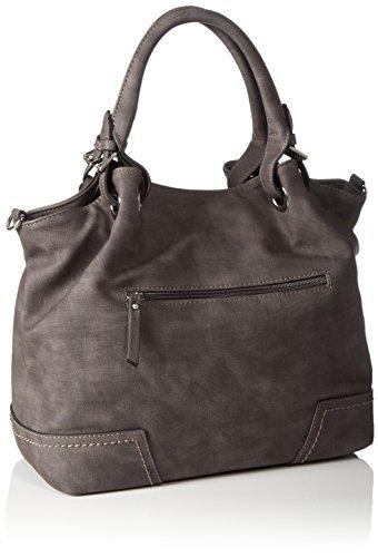 Gabor Bags 7605, Bandolera Mujer Gris