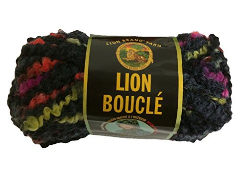 Boucle Yarn - Licorice