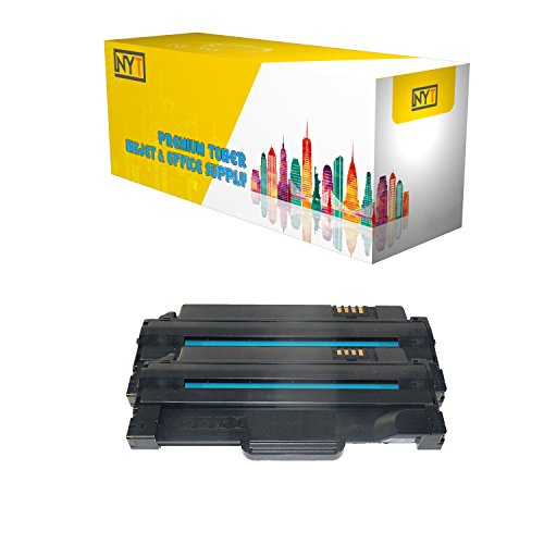 ompatible 2 Pack High Yield Toner for Dell 1130 330-9523-1130 | 1133 .-- Black ()