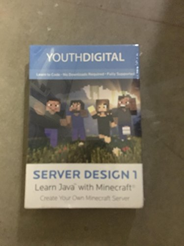 Youth Digital Server Design 1 - Online Course for MAC/PC