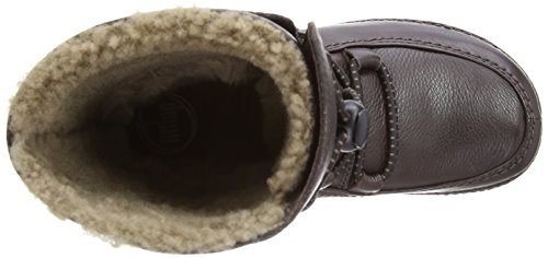 b94decd618c3 FitFlop Women s Mukluk Moc Lace Up Leather Boot