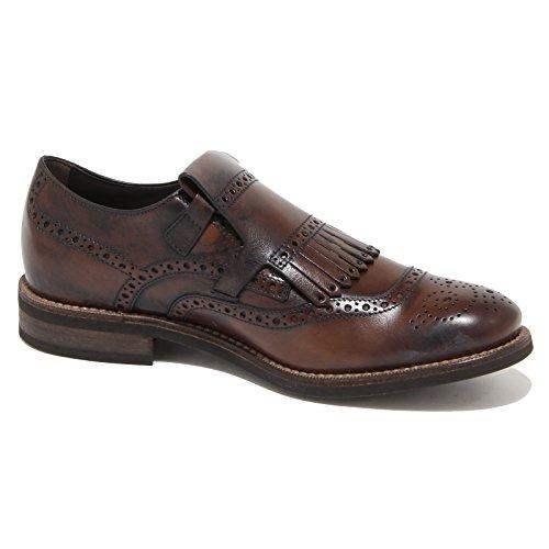 78793 scarpa TODS FRANGIA BUCAT. FONDO CUOIO GOMMA uomo shoes men Marrone