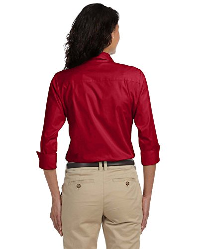 Devon & Jones - Camisas - para mujer Rosso