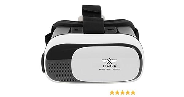 Icarus - Venture 3D Gafas de Realidad Virtual: Amazon.es: Informática