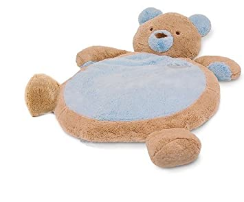 Bestever Baby Mat, Blue Bear Discontinued by Manufacturer