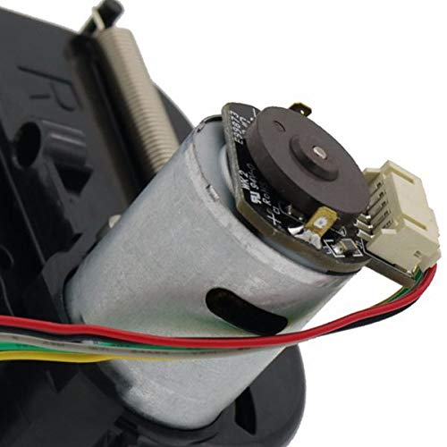 Globalflashdeal Accessoires Pi/èces DAspirateur Robot De Roue Droite pour Ilife V3S Pro V5S Pro V50 V55 Moteurs De Roues DAspirateur Robot