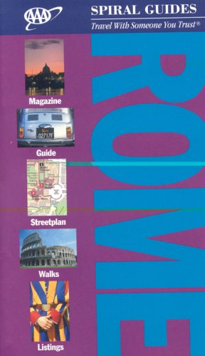 AAA Spiral Rome (AAA Spiral Guides) pdf epub