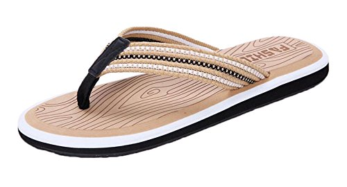 Al aire libre y en interiores Zapatillas de baño Playa Flip Flops
