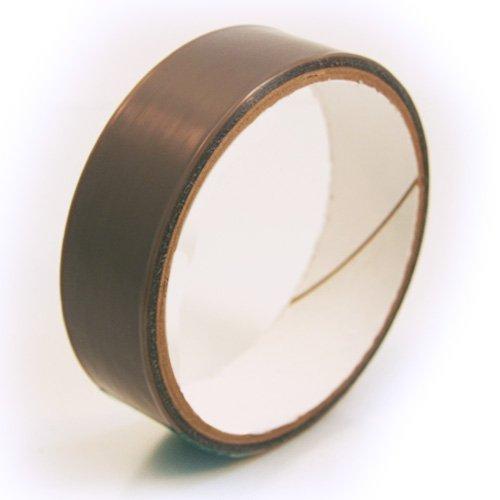 [해외]CS Hyde Skived High Modulus PTFESilicone Adhesive No Liner 3 mil Thick Tan 0.75 Width x 5 Yard Roll / CS Hyde Skived High Modulus PTFESilicone Adhesive No Liner 3 mil Thick Tan 0.75 Width x 5 Yard Roll