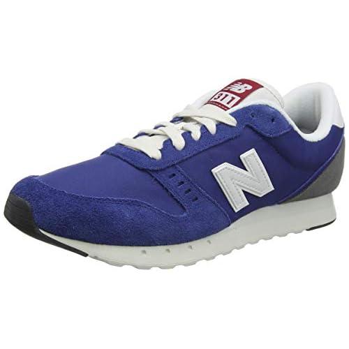 chollos oferta descuentos barato New Balance 311 Core Zapatillas Hombre Azul Atlantic 40 EU