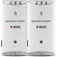 2-Pack Eton Emergency LED Flashlight