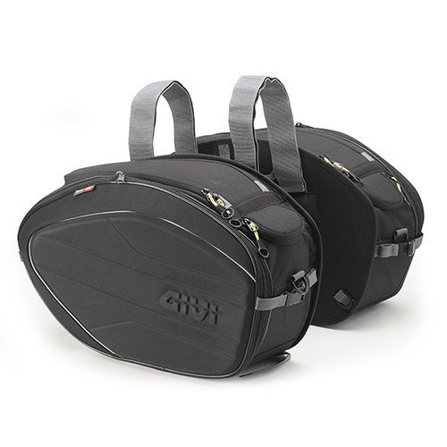 Givi EA100B 40 Liter Easy Range Saddlebags - Pair