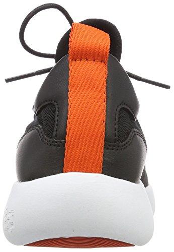 Klein Sneakers Blk Noir Basses Knit 000 Jeans Femme Meryl Calvin wRdxS7IqS