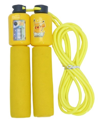 Pokemon counter with jump rope (japan import) by Ikeda Kogyo Co.