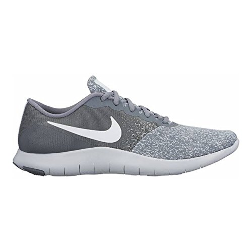 Trail Contact Grey Cool Uomo Nike Running da Flex 011 Pure White Multicolore Scarpe OI5qw6xz