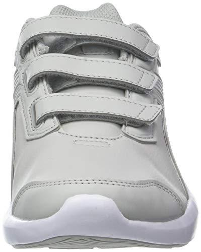 gray Enfant Violet orchid V Jr 08 Sneakers Escaper Mixte Puma Sl Gris Basses BzAgTg