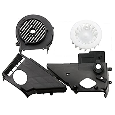 GOOFIT Air Director Assy for GY6 150cc ATV Go Kart Moped Scooter: Automotive