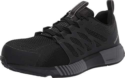 Reebok Fusion Flexweave Cage Composite Toe Black/Grey