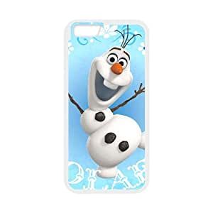 Olaf iPhone 6 Plus 5.5 Inch Cell Phone Case White 11A104882