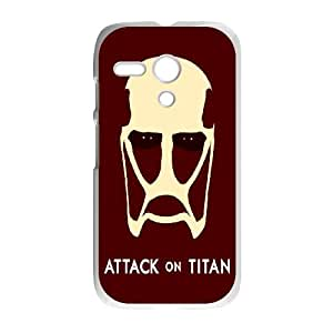 Motorola Moto G Phone Case Attack On Titan No5155