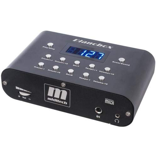 PianoBox USB by MidiTech