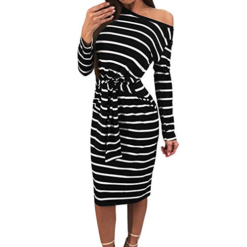 Pleated Bow Clutch - Morecome,Women Pure Color Trend Sexy Stripe Bandage Strapless Long Sleeves Buttocks Dress